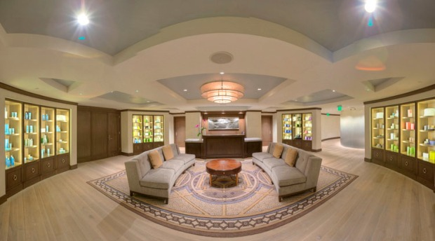 The Remede Spa Main Lobby